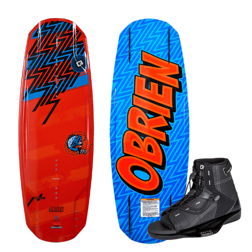 O'Brien 2160214 Hooky 118 w/ Access Jr. Bindings
