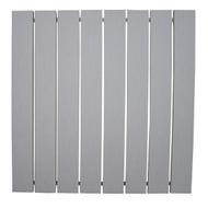 Patriot Docks Gray Aluminum 4' x 4' Section