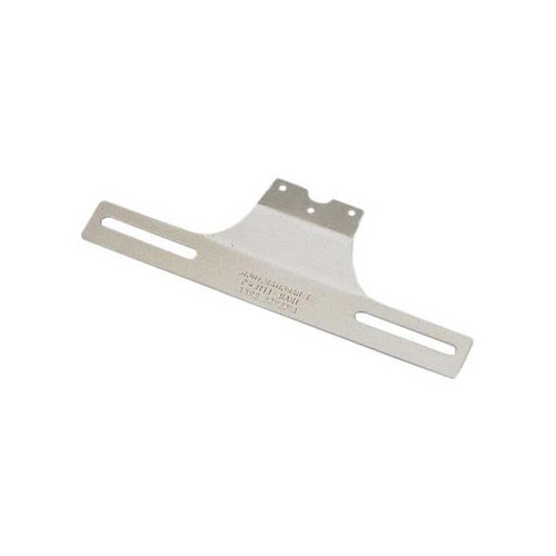 Bargman Heavy Duty License Plate Bracket