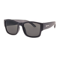 Bomber Gomer Bomb Matte Black Frame with Smoke Lens