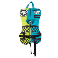Hyperlite Boys Infant Indy Neo Vest - Yellow/Blue
