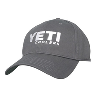 Yeti Full Panel Hat - Gunmetal Gray