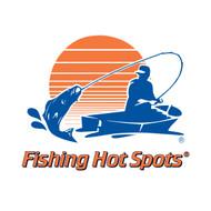 Sam Rayburn Reservoir Fishing Map