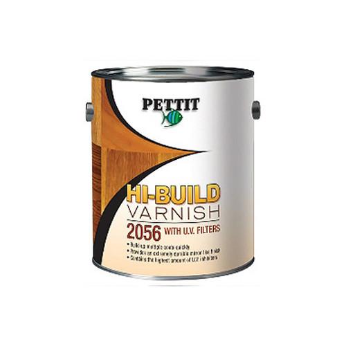 Pettit EZ-Poxy Hi-Build Marine Varnish with U.V. Filter