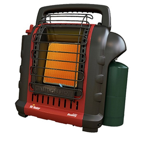 Mr Heater MH9BX Buddy Heater Propane 4000 To 9000 BTU Portable