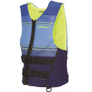 O'Brien Men's Tech Life Vest - Blue/Yellow