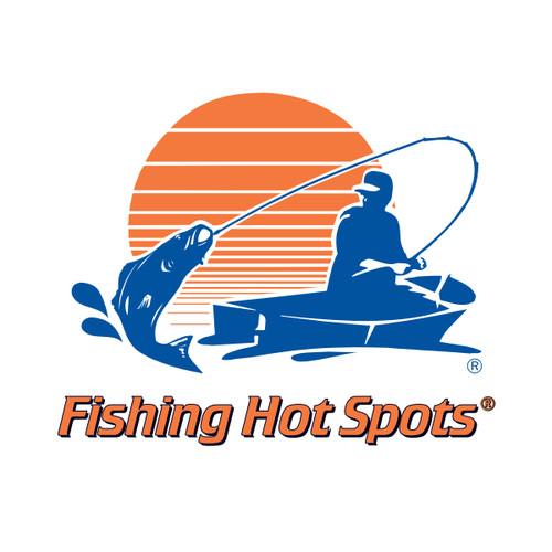 Houghton Lake Fishing Map