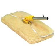 Swobbit Sheepskin Soft Washing Tool w/ Uni-Snap
