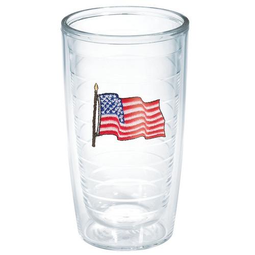 Tervis American Flag Tumbler 16oz.