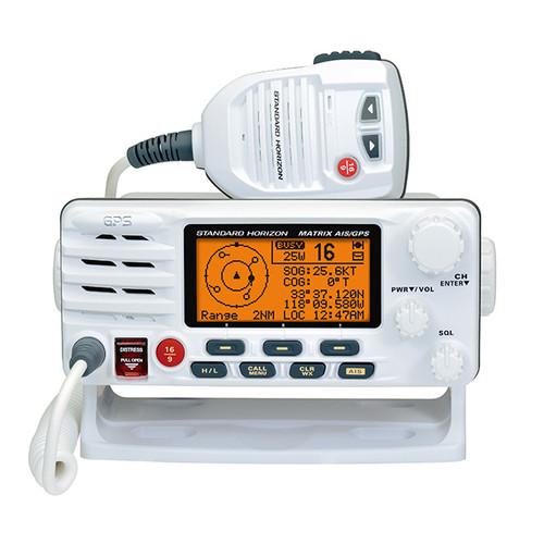 Standard Matrix AIS/GPS Fixed Mount VHF