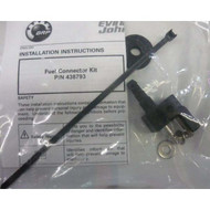 Johnson-Evinrude Fuel Connector Kit Assembly