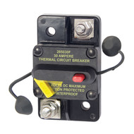 Blue Sea Systems 285 Series Circuit Breaker - Surface Mount 30A