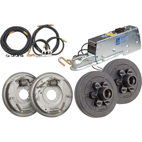 "Tie Down Complete 12"" Drum Brake Installation Kit"