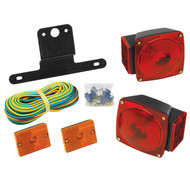 Wesbar Trailer Light Kit