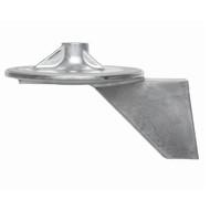 Sierra 18-6121A Aluminum Anode Trim Tab