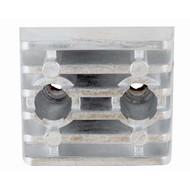 Sierra 18-6123Z Zinc Transom Shield Anode