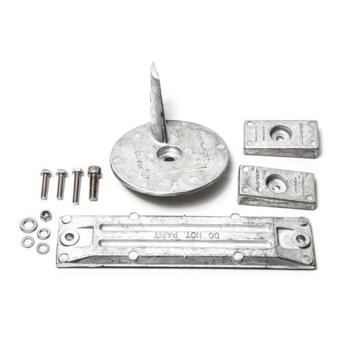 Sierra 18-6163A Aluminum Anode Kit