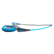 Hyperlite 77000401 Team Handle w/ 70' X-Line - Blue