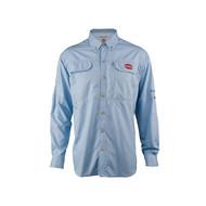 Penn Vented Performance Shirt - Blue Front