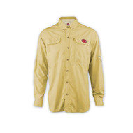 Penn Vented Performance Shirt - Yellow Front