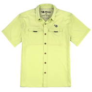 Mojo Mr. Big Short Sleeve Performance Vented Shirt - Mint