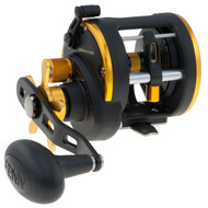 Penn SQL15LW Squall LevelWind Conventional Reel