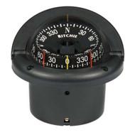 Ritchie Helmsman Flush Mount CombiDial Compass