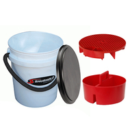 Shurhold 2462 Bucket Kit - White
