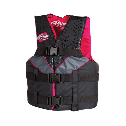 O'Brien 2171954 3-Belt Women's Adjustable Sport Vest