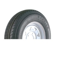 "Kenda Karrier 175/80R13 5-Lug 13"" Radial Trailer Tire - White Spoke"