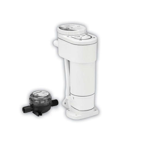 Jabsco 29200-0120 Electric Toilet Conversion Kit 12V