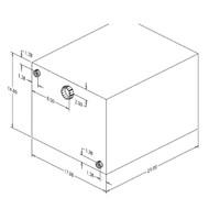 Moeller 040220 20 Gallon Water Tank