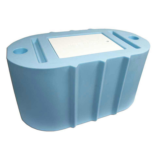 Moeller 042284 40 Gallon Light Blue Oval Livewell