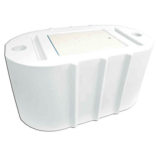 Moeller 042284 40 Gallon White Oval Livewell