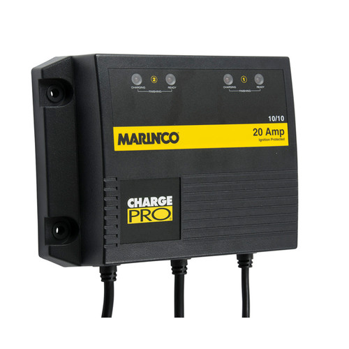 Marinco 28220  20A On-Board Battery Charger