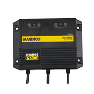 Marinco 28220 20A 12/24V 2 Bank On-Board Battery Charger
