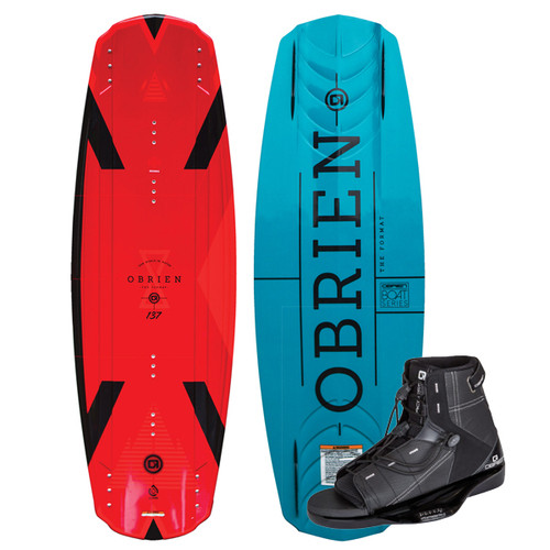 O'Brien Format 142 w/ Access 11-14 Bindings