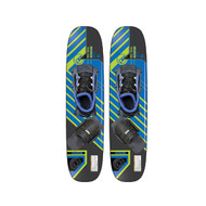 O'Brien 2170650 Pro Trac Trick Skis w/ X-9 Bindings