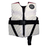 Mustang Lil' Legends 70 White Children's Life Jacket