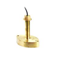 Humminbird XTH-9-20 Bronze Thru-Hull Transducer - 83\/200 kHz