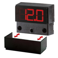 Paneltronics Digital AC Voltmeter- 10-250VAC