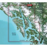Garmin BlueChart g2 Vision HD - VUS026R - Wrangell\/Juneau\/Sitka - microSD\/SD