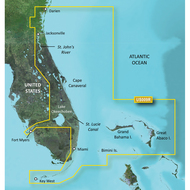 Garmin BlueChart g2 Vision HD - VUS009R - Jacksonville - Key West - microSD\/SD