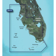 Garmin BlueChart g2 Vision HD - VUS011R - Southwest Florida - microSD\/SD