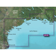 Garmin BlueChart g2 Vision HD - VUS014R - Morgan City to Brownsville - microSD\/SD