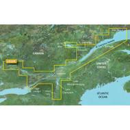 Garmin BlueChart g2 Vision HD - VUS020R - St. Lawrence Seaway - microSD\/SD