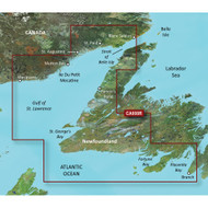 Garmin BlueChart g2 Vision HD - VCA008R - Newfoundland West - microSD\/SD