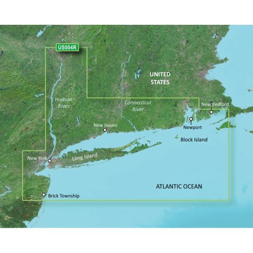 Garmin BlueChart g2 Vision HD - VUS004R - New York - microSD\/SD
