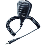 Icom HM-165 Speaker Mic w\/Alligator Clip - Waterproof