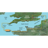 Garmin BlueChart g2 Vision HD - VEU001R - English Channel - microSD\/SD